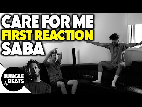 SABA - CARE FOR ME REACTION/REVIEW (Jungle Beats)
