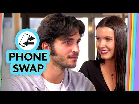 Et si vous échangiez vos téléphones pendant un Date ? - Phone Challenge #1