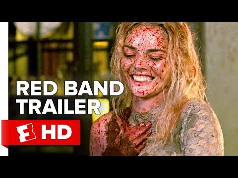 Official Ready or Not trailer starring Samara Weaving released on Youtube