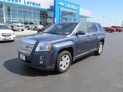Bobby Layman Chevrolet >> 2013 Gmc Terrain Sle Used Cars In Ohio At Bobby Layman Chevy