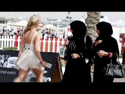 أشياء فظيعة لن تراها إلا في دبي..!!!