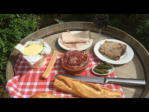 The 3 Classic French Parisian Baguette Sandwiches