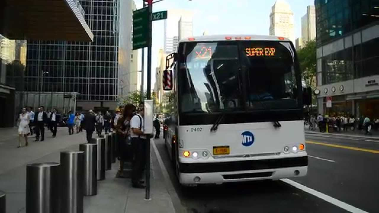 Nyc Express Buses In Staten Island