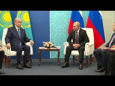 Высокие технологии в центре внимания межрегионального форума Россия - Казахстан.