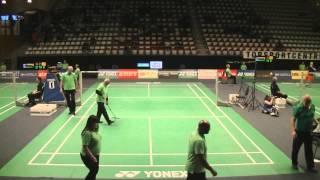 Yonex Dutch Open 2015 - Round 32 (Session 2)