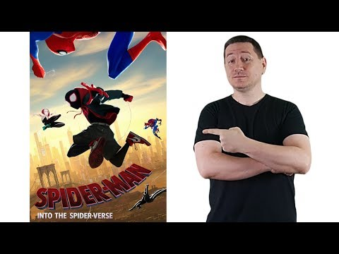 Spider-Man Into The Spider-Verse Review