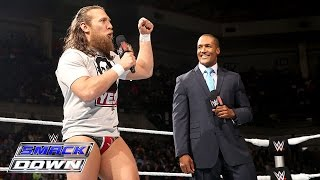 Daniel Bryan returns to SmackDown: SmackDown, January 15, 2015