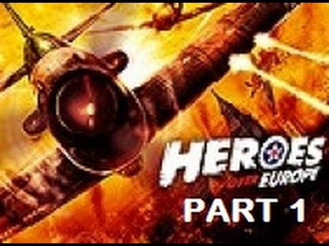 Heroes Over Europe Mission 1- Phoney War