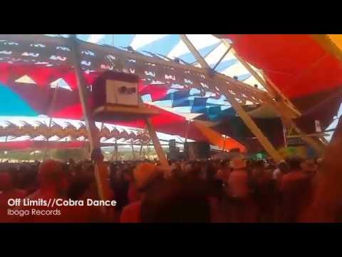 Boom Festival 2016 \\ Cobra Dance \\ Off Limits \\ IBoga Records