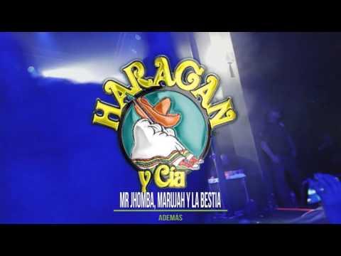 El Haragan y CIA @ Ace of Spades de Sacramento 4/16/17