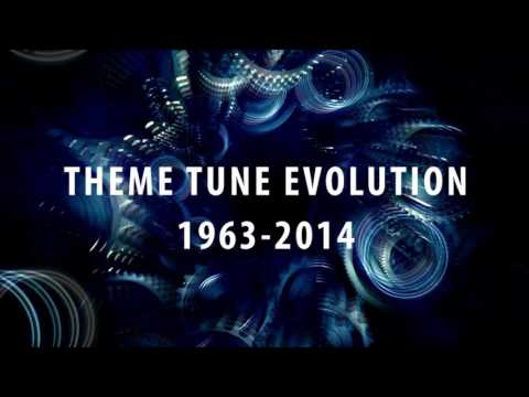Doctor Who - Theme Tune Evolution (1963-2014)