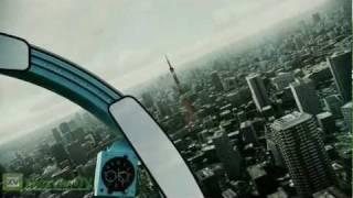 Ace Combat: Assault Horizon - DLC: Tokyo Multiplayer Map Trailer