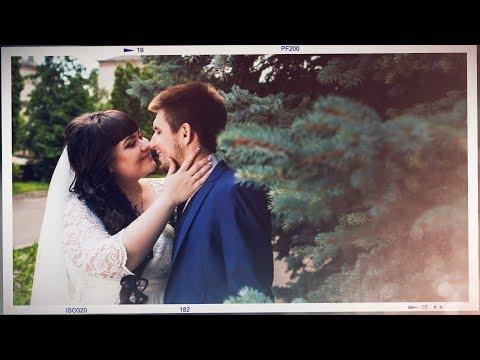 Свадебное слайд-шоу Анна и Николай (фотограф Эдуард Миколаевский - Пенза, Заречный)