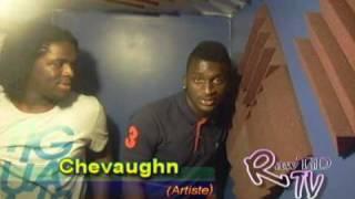 Chevaughn & Frass Vybz Dub Session (New York)