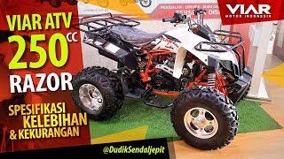 VIAR ATV 250 SUT RAZOR 2WD