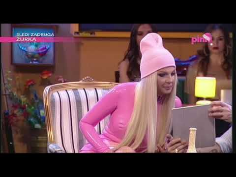 Jelena Karleuša - Humanitarni tiket (Ami G Show S11)