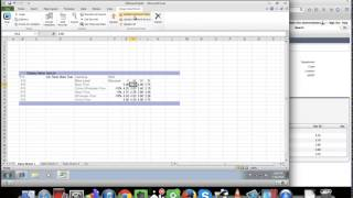 SmartClient -  Price Matrix Demo