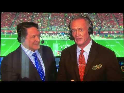 "NFL on Fox ""Rams vs. Cardinals"" open December 3, 2017"