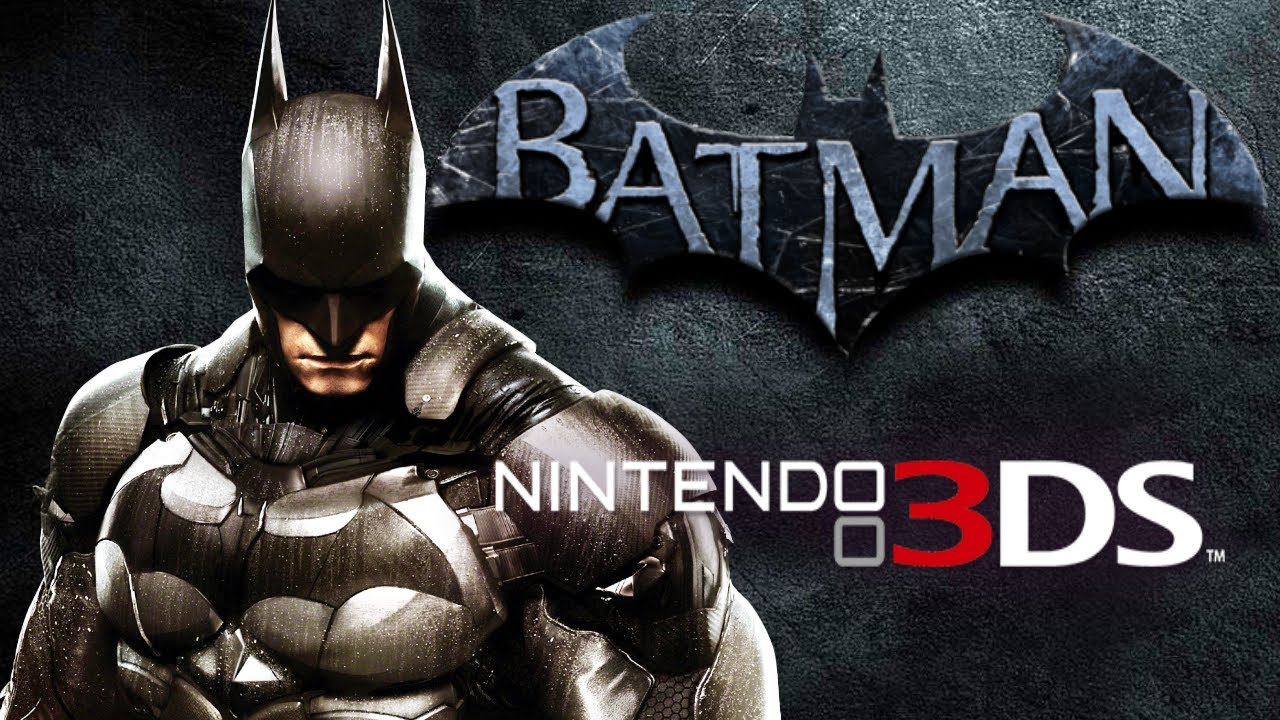 All Batman Games For Nintendo 3DS