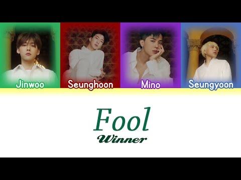 Winner (위너) - Fool (Lyrics {Hangul/Romanization/PT-BR})