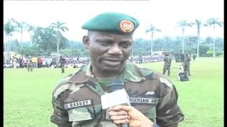nigerian army commences pre screening exam for regular recruits nationwide