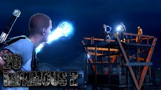 INFAMOUS 2 [HD+] [PS3] #020 - Die Befreiung von Flood Town ★ Let
