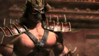 Mortal Kombat 9 - Trailer - HD - PS3/X360