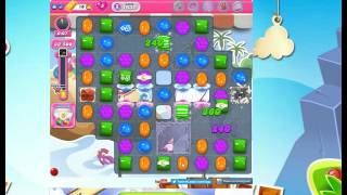 Candy Crush Saga Level 1632 No Booster 3 Stars