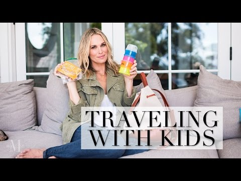 My Easy Tips to Travel with Kids