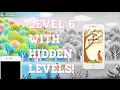 ALICE IN WORDLAND! || LEVEL 6 WITH HIDDEN LEVELS || Guide and Walkthrough ( Gameplay )