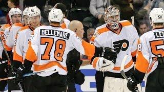 Time to Schein: Philadelphia Flyers are 'Scheining' stars