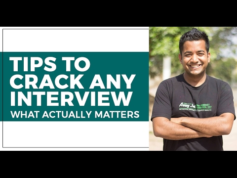 Tips to crack any interview (UPSC CSE/IAS, Banking exams): What actually matters - Roman Sa