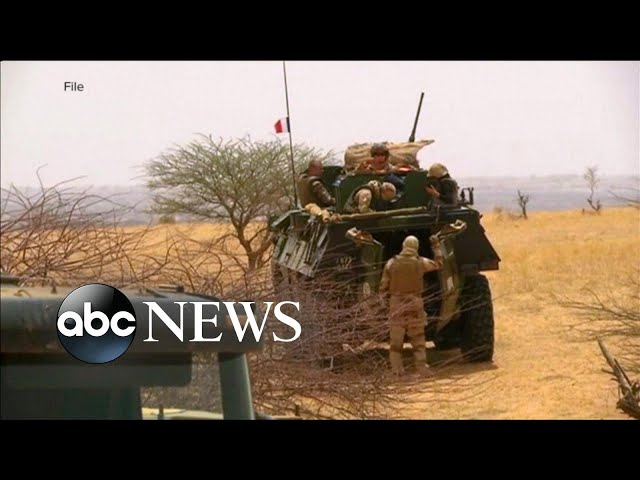 Mystery grows over hostage rescue in West Africa