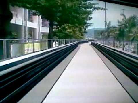 Future Macau LRT -- Macau Science Museum