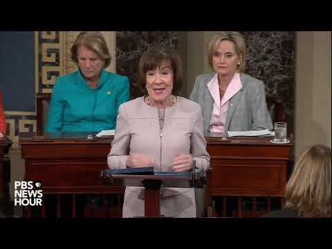 The Jim Polito Show - Watch Sen. Collins Explain Her Kavanaugh Yes Vote