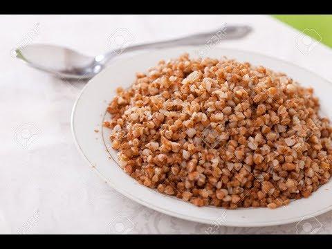 сколько калорий в гречке с грибами шампиньонами
