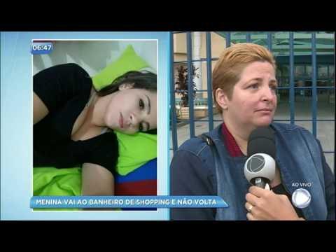 Menina desaparece em shopping de Guarulhos (SP)