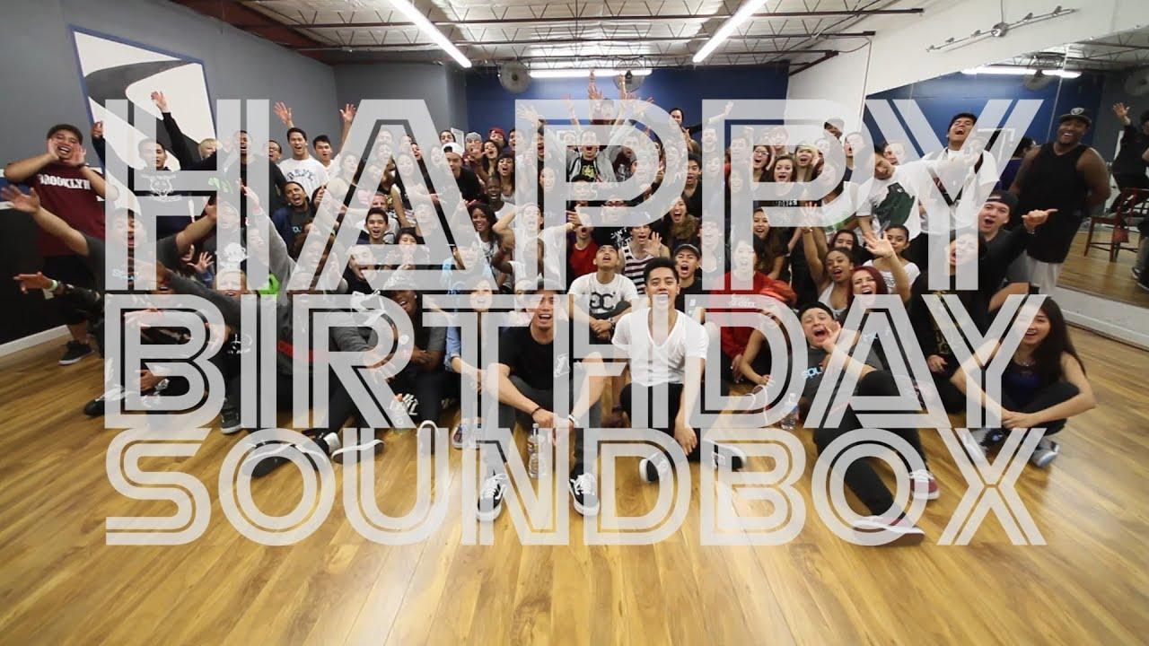 Soundbox Studios Birthday Bash IV PROMO - YouTube