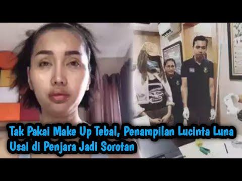 Tak Pakai Make Up Tebal, Penampilan Lucinta Luna Usai Di Penjara Jadi Sorotan