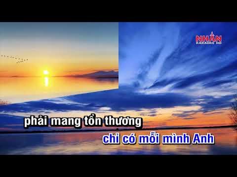 Người Từng Yêu Anh Rất Sâu Nặng Karaoke Beat   Tone Nam Hương Tràm