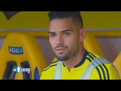 ¿Qué pensaba Falcao durante el partido de Colombia contra Chile?