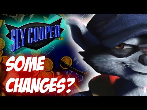 Sly Cooper Movie Director - Let