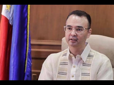 LIVE:  Dating Speaker Alan Peter Cayetano Press conference    May 1, 2021