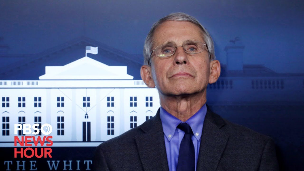 WATCH: Dr. Anthony Fauci speaks about coronavirus pandemic with David Rubenstein - April 28, 20