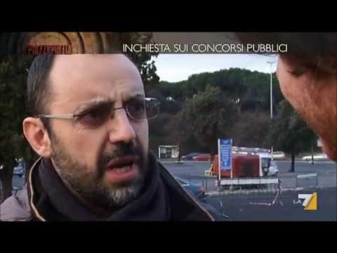 Alessandro Sortino l'inchiesta sui concorsi pubblici truccati 2012 02 23.wmv