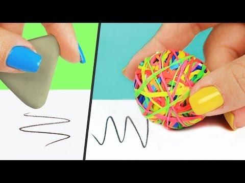 Thumbnail: 18 Crafting Life Hacks With Rubber Bands