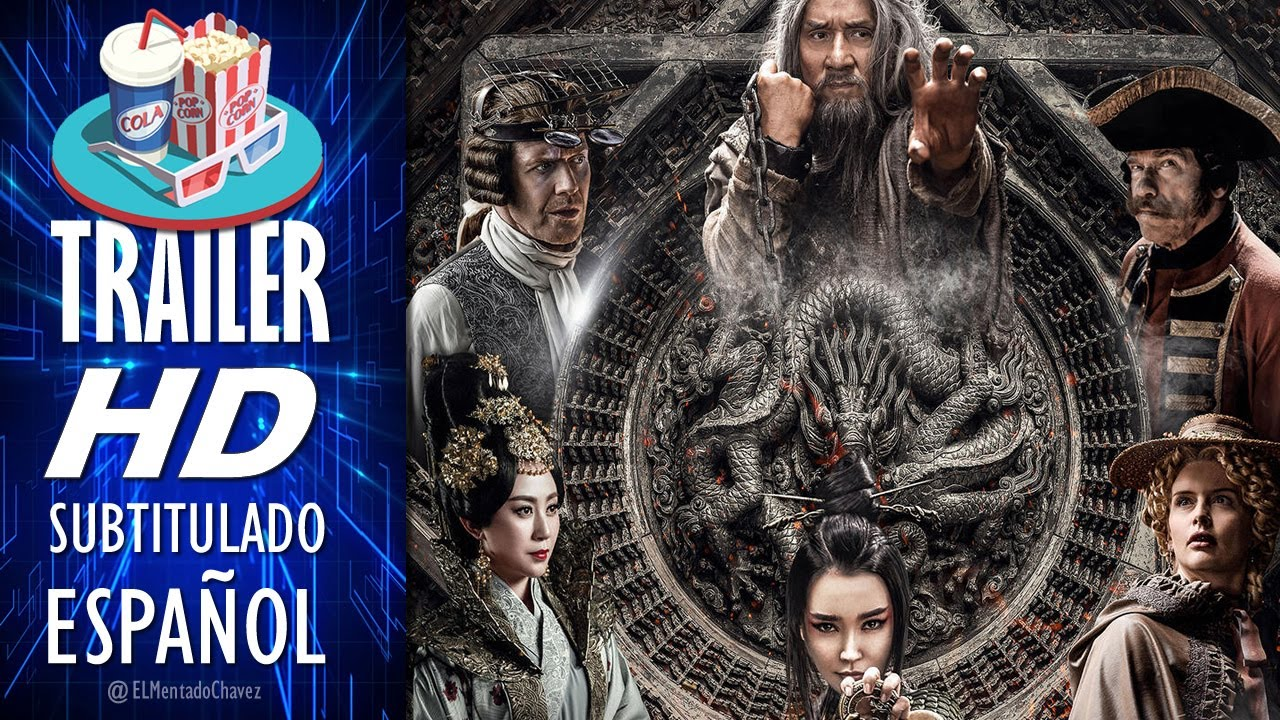 Download Journey to China: The Mystery of Iron Mask  2020 🎥 TRÁILER EN ESPAÑOL (Subtitulado) 🎬 Jackie Chan