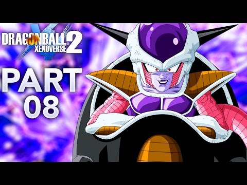 FRIEZA'S SPACESHIP & QQ BANGS! | Dragon Ball Xenoverse 2 - W