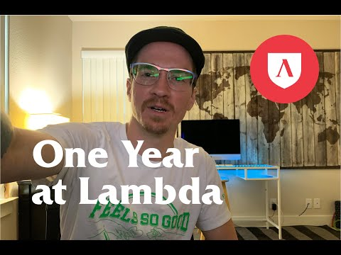 One Year At Lambda School Full Stack Web Review 2020