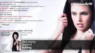 Armada Trance vol. 13 preview: Ralphie B - Bullfrog